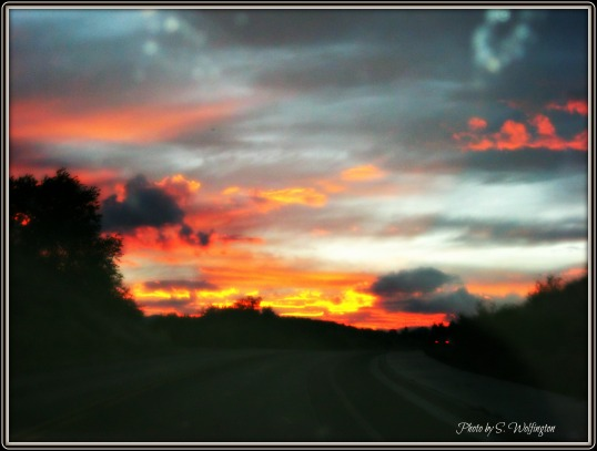 Going to Jerome Sunset3