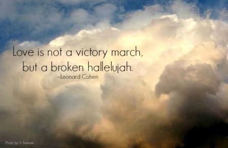 Broken Hallelujah